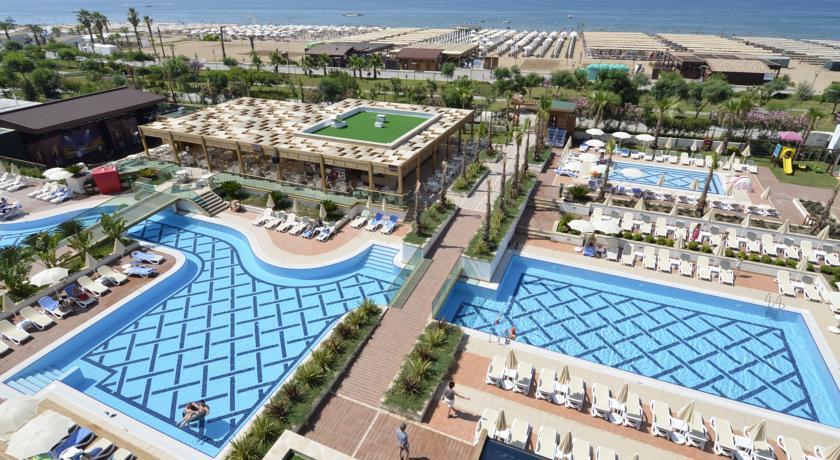 Hotel Trendy Verbena Beach 5* - Side  2