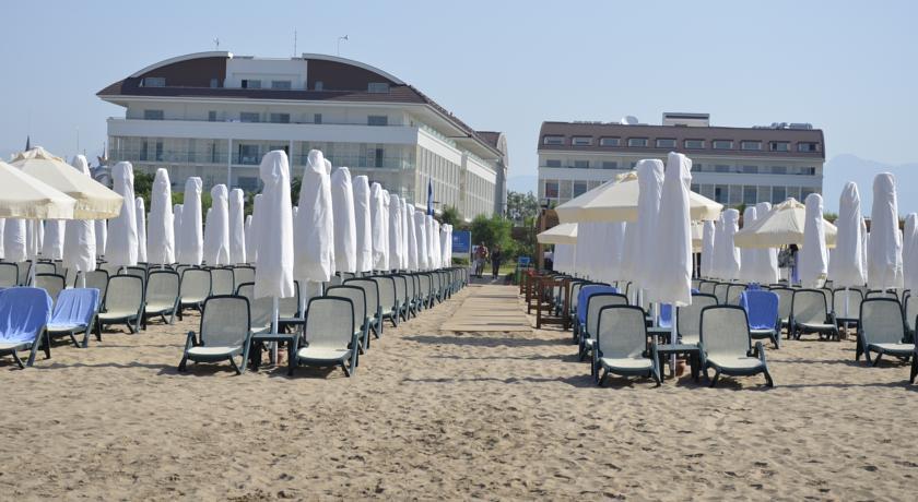 Hotel Trendy Verbena Beach 5* - Side  4