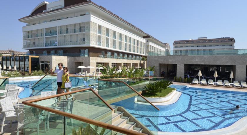 Hotel Trendy Verbena Beach 5* - Side  8