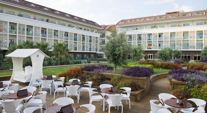 Hotel Trendy Verbena Beach 5* - Side  15