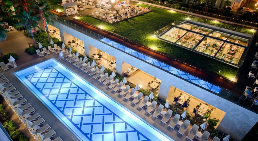 Hotel Trendy Verbena Beach 5* - Side  16