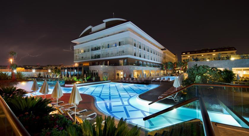 Hotel Trendy Verbena Beach 5* - Side  17