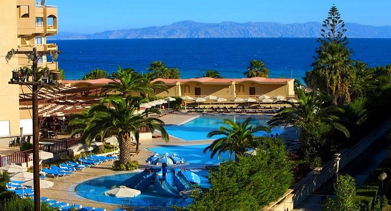 Hotel Sun Beach Resort Complex 4* - Rodos  8
