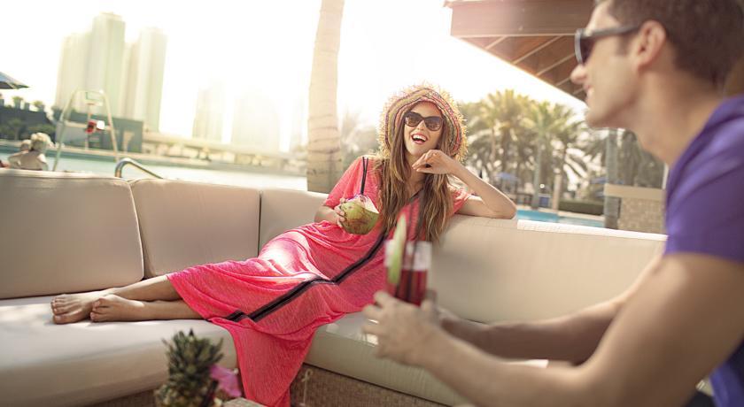 Hotel Beach Rotana 5* - Abu Dhabi 19