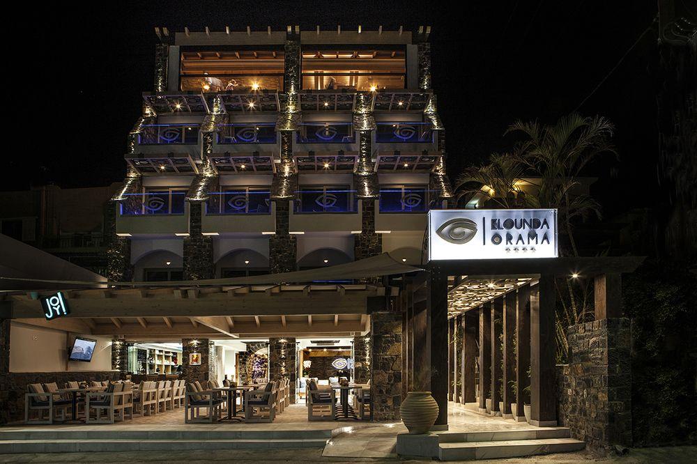 Hotel Elounda Orama 4* - Creta 4
