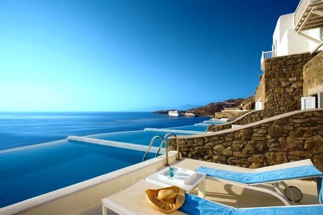 Hotel Cavo Tagoo 5* - Mykonos 2