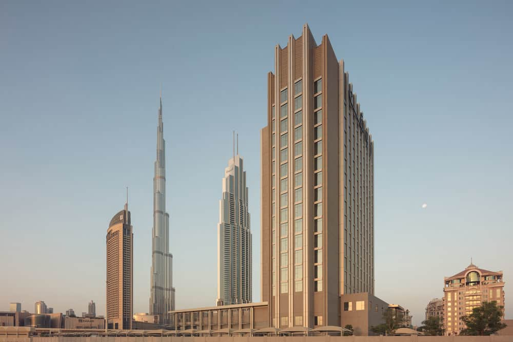 Hotel Rove Downtown 3* - Dubai 7