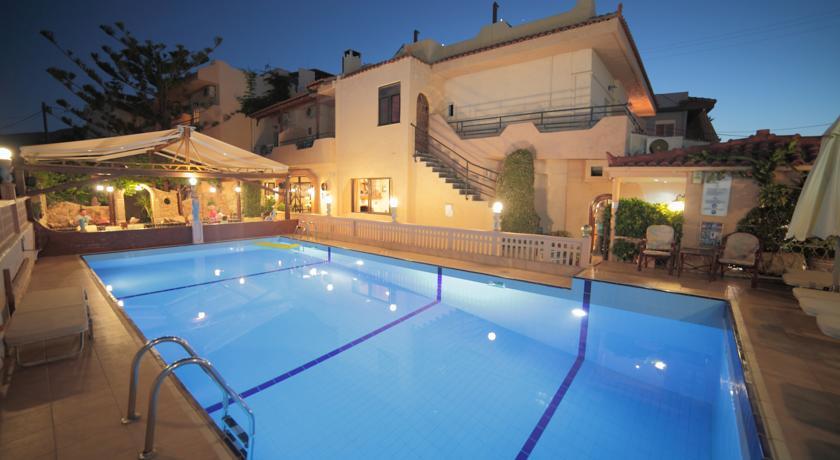 Hotel Erato 3* - Creta Heraklion