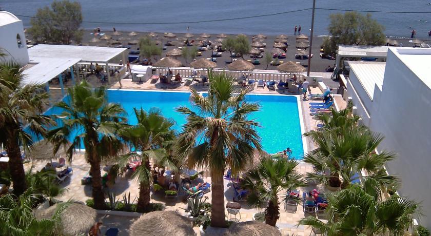 Hotel Kamari Beach 3* - Santorini 1