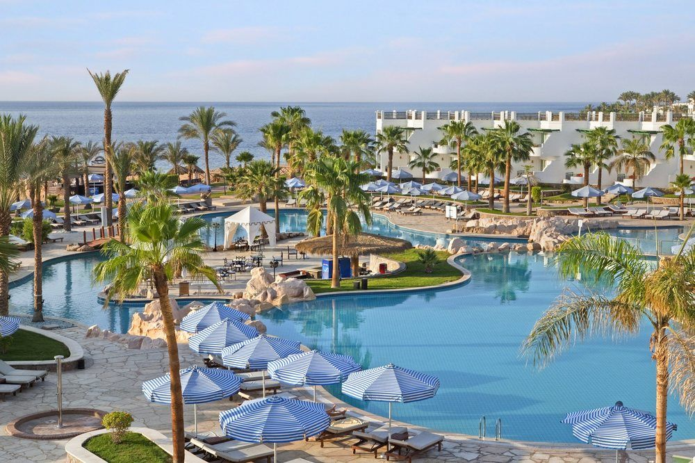 Craciun si Revelion 2018 Hilton Sharm Waterfalls Resort 5* - Sharm El Sheikh