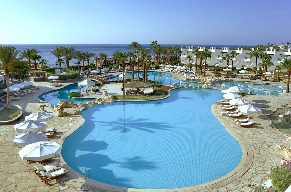 Hotel Hilton Sharm Waterfalls Resort 5* - Sharm El Sheikh 5