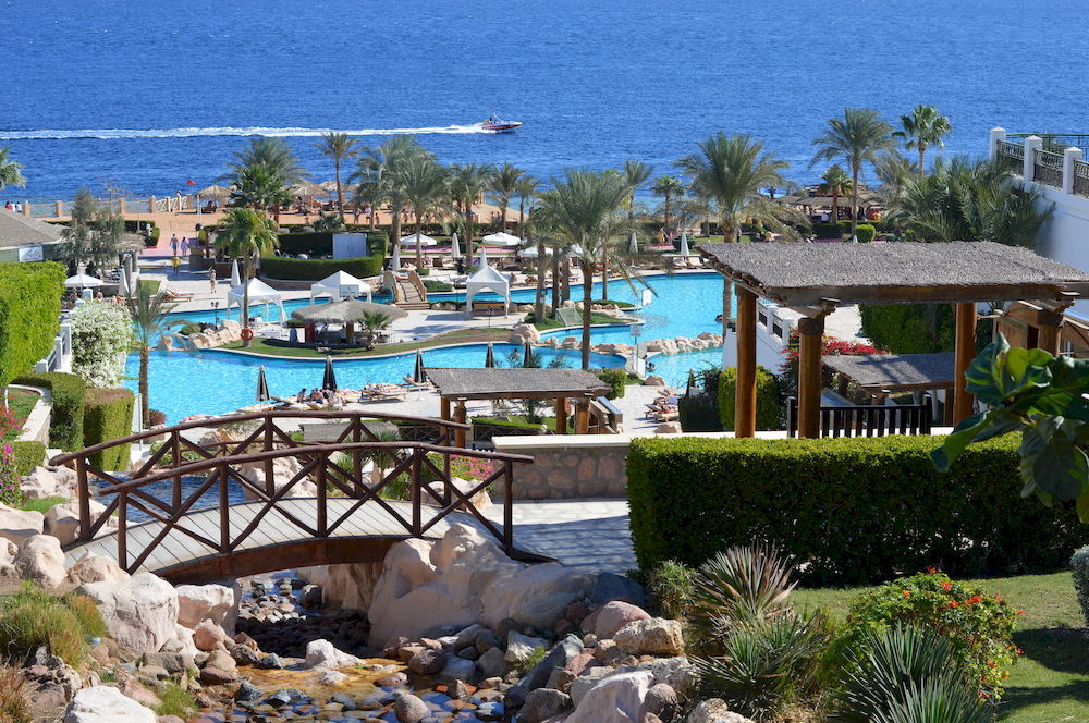 Hotel Hilton Sharm Waterfalls Resort 5* - Sharm El Sheikh 11
