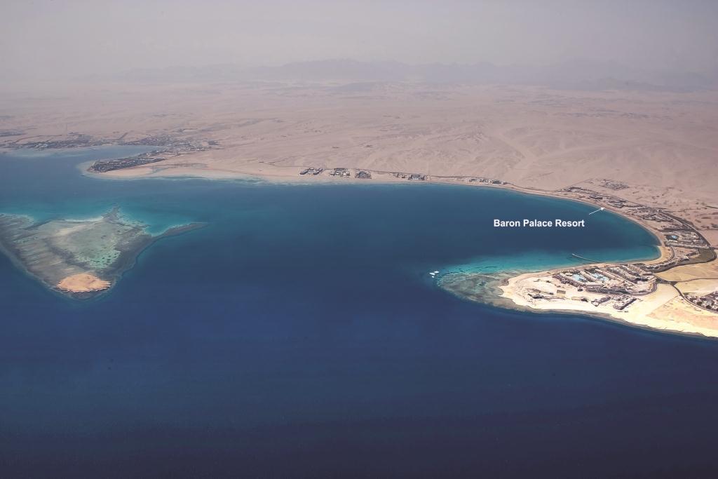 Hotel Baron Palace Resort Sahl Hashesh 5* - Hurghada  11