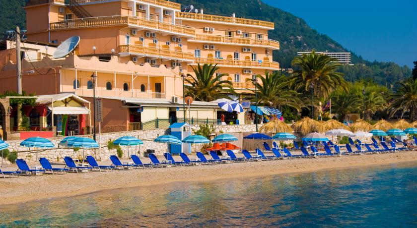 Hotel Potamaki Beach 3* - Corfu 1
