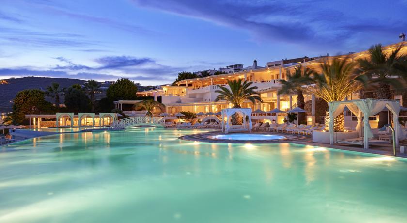 Hotel Saint John 5* - Mykonos 2
