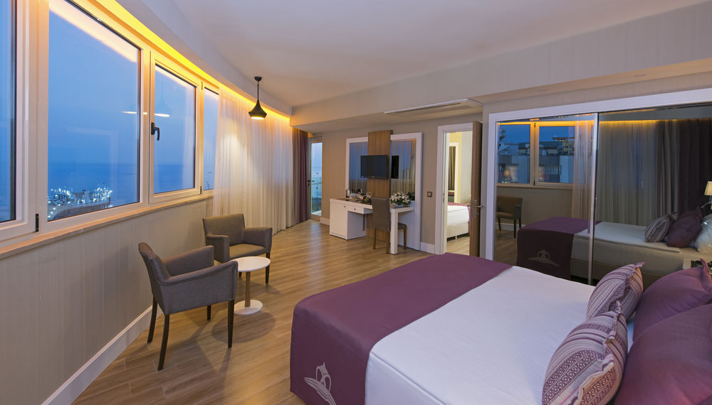 Hotel Asia Beach Resort 5* - Alanya 22
