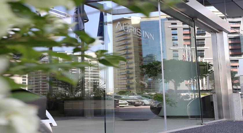 Hotel Auris Inn Al Muhana 4* - Dubai 12