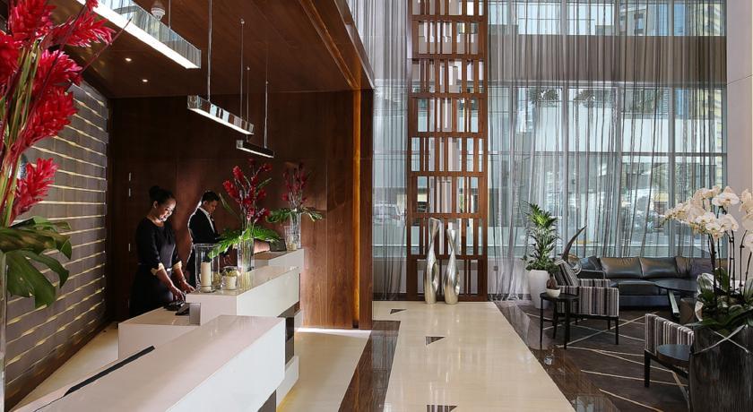 Hotel Auris Inn Al Muhana 4* - Dubai 10