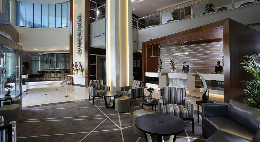 Hotel Auris Inn Al Muhana 4* - Dubai 9