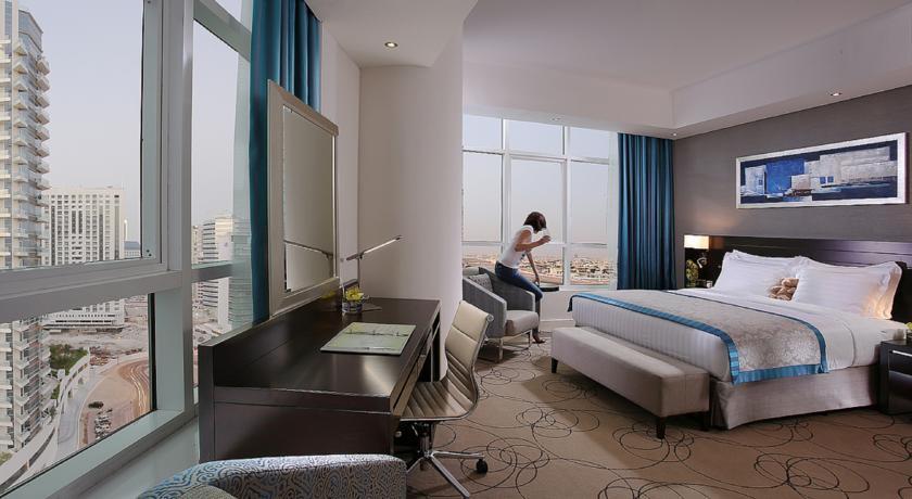 Hotel Auris Inn Al Muhana 4* - Dubai 8