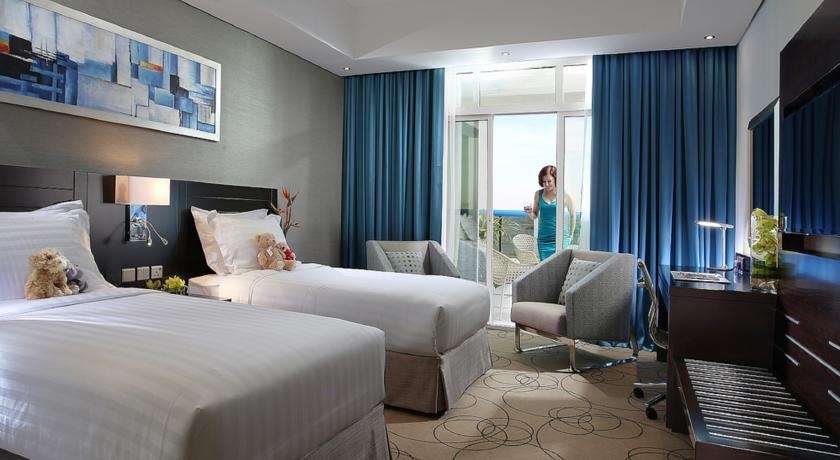 Hotel Auris Inn Al Muhana 4* - Dubai 7