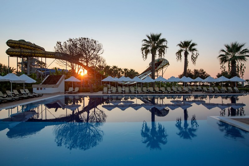 Hotel Crystal Tat Beach Resort 5* - Belek 16