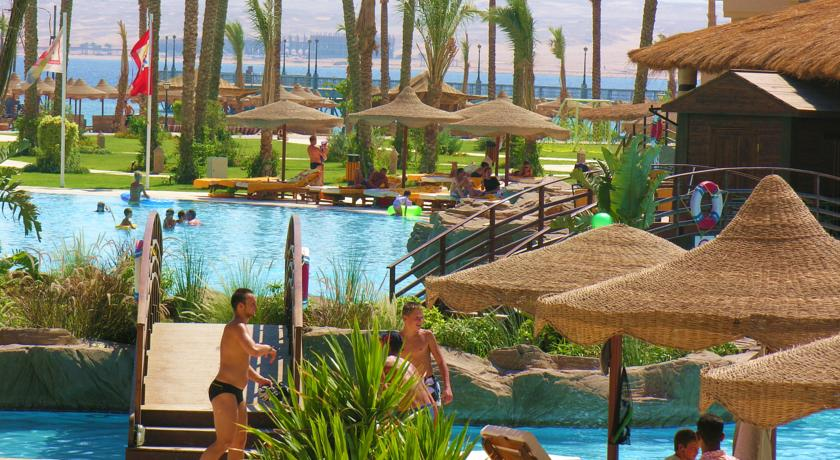 Hotel Pyramisa Sahl Hasheesh 5* - Hurghada 8