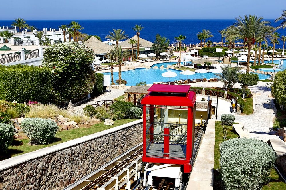 Hotel Hilton Sharm Waterfalls Resort 5* - Sharm El Sheikh 16
