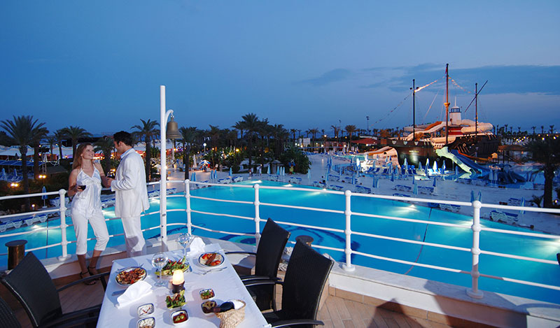 Hotel Titanic Beach Resort 5* - Lara  1
