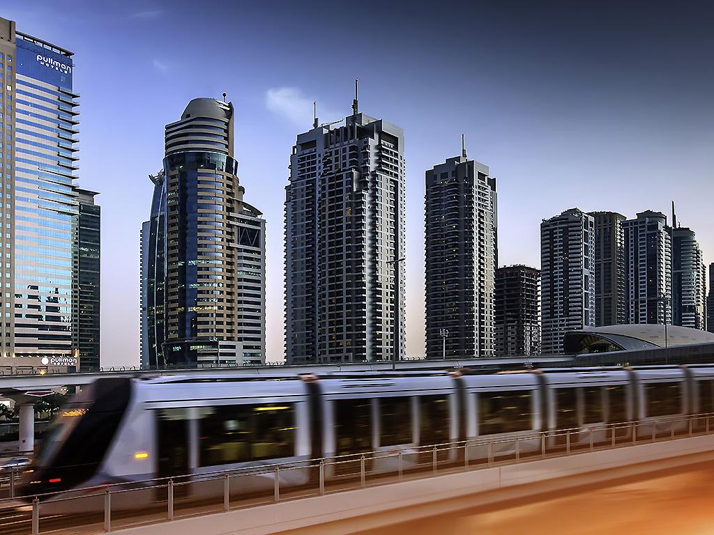Hotel Pullman Jumeirah Lakes Towers 5* - Dubai 3