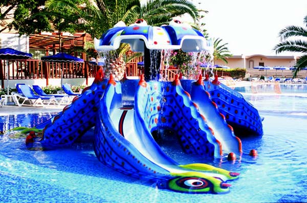 Hotel Sun Beach Resort Complex 4* - Rodos  2
