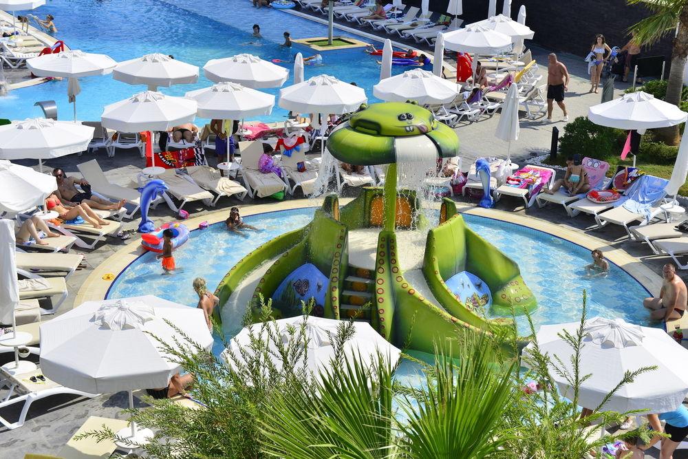 Hotel White City Resort & Spa 5* - Alanya 18