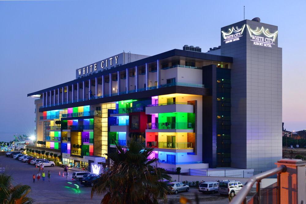 Hotel White City Resort & Spa 5* - Alanya 11
