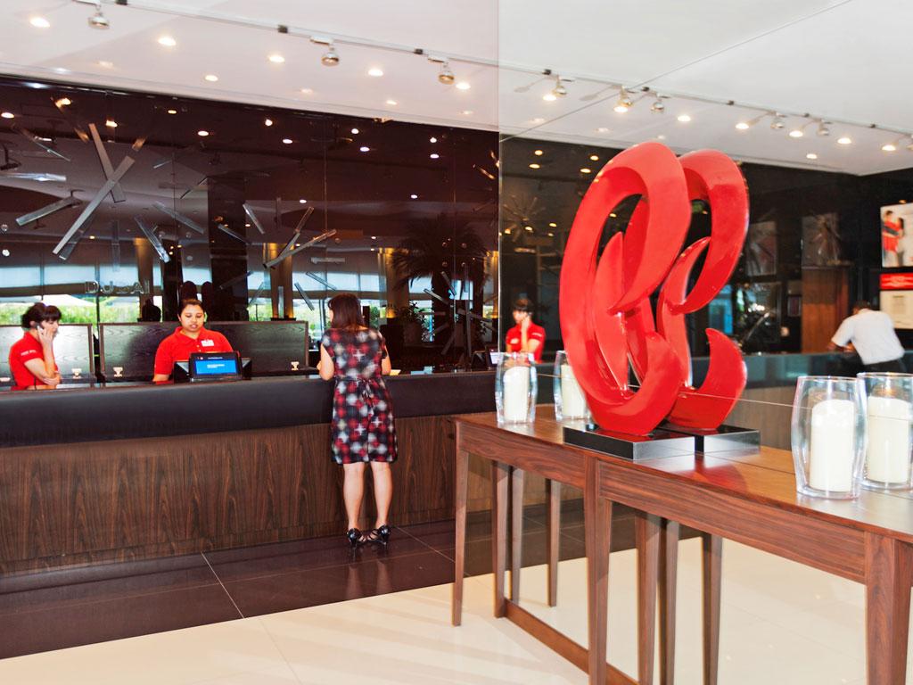 Hotel Ibis Al Barsha 3* - Dubai 7