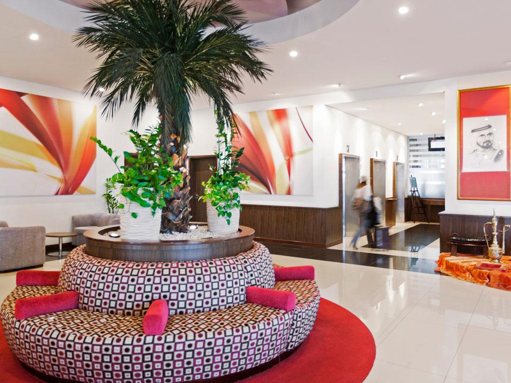 Hotel Ibis Al Barsha 3* - Dubai 8