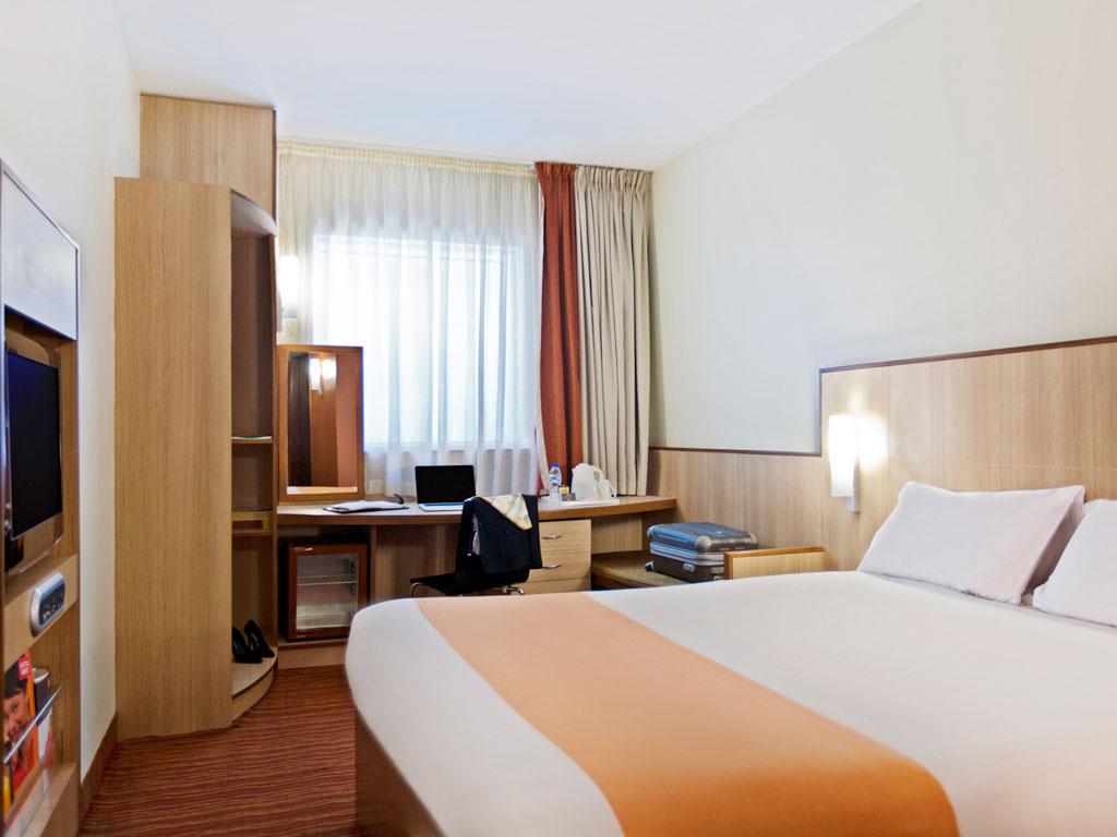 Hotel Ibis Al Barsha 3* - Dubai 10