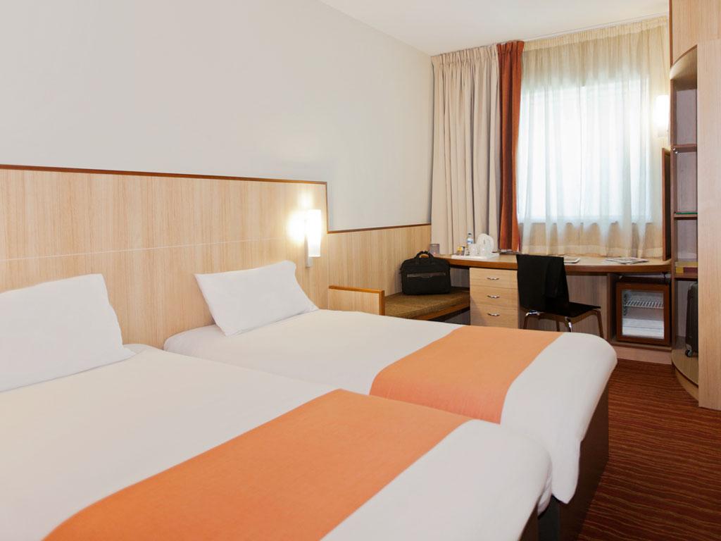 Hotel Ibis Al Barsha 3* - Dubai 12