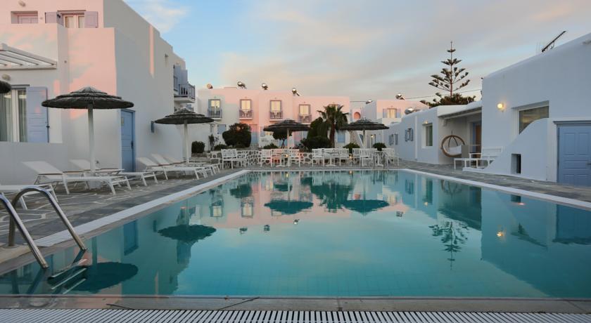 Hotel New Aeolos 3* - Mykonos 4