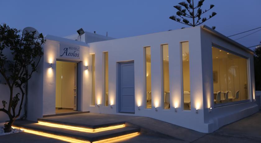 Hotel New Aeolos 3* - Mykonos 13