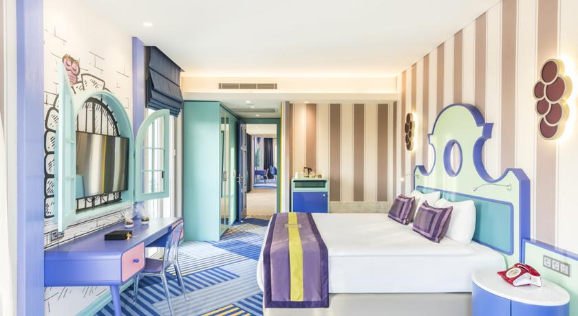 Hotel Rixos World The Land Of Legends 5* - Belek 16