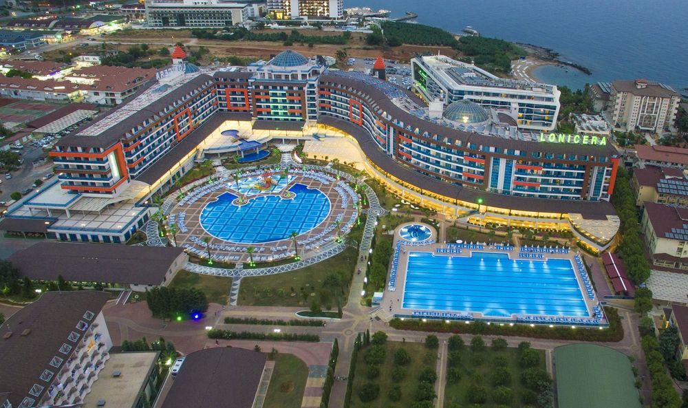 Plecari Bucuresti 05, 12, 19 mai, Lonicera Resort 5* - Alanya 9