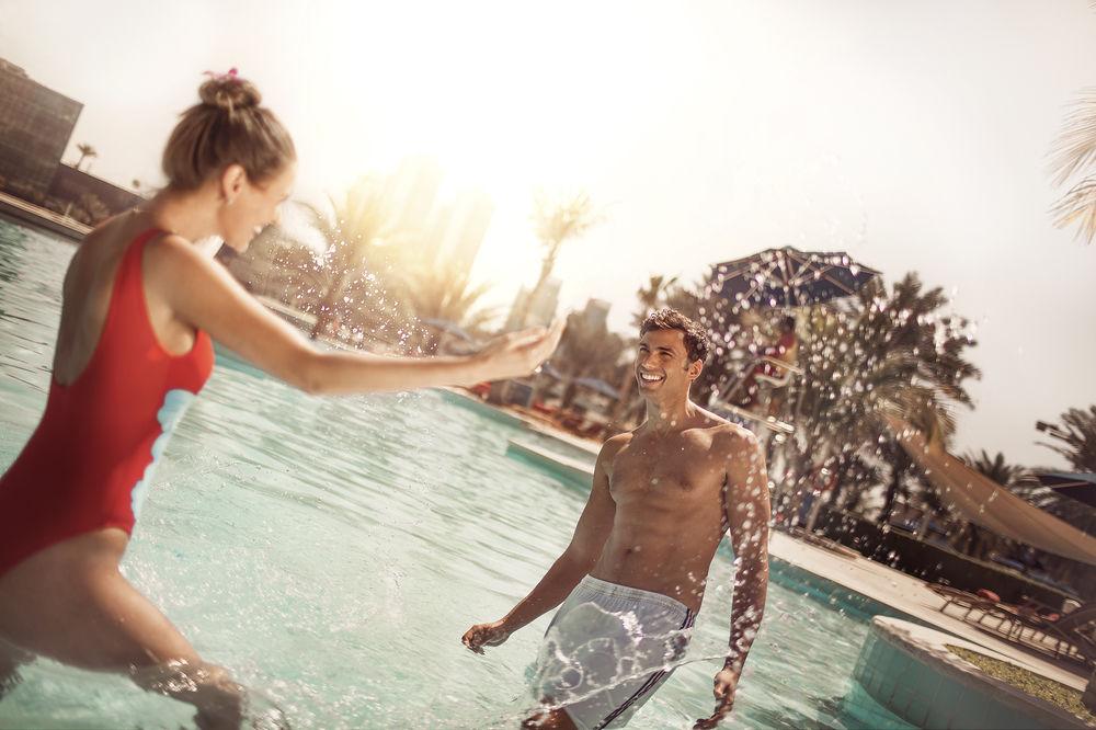 Hotel Beach Rotana 5* - Abu Dhabi 9