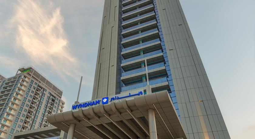Hotel Wyndham Marina 4* - Dubai 8