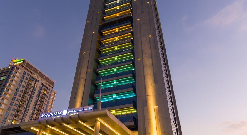 Hotel Wyndham Marina 4* - Dubai 9