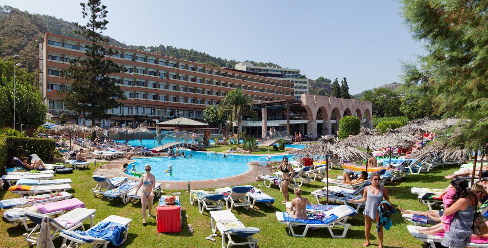 Hotel Oceanis 4* - Rodos