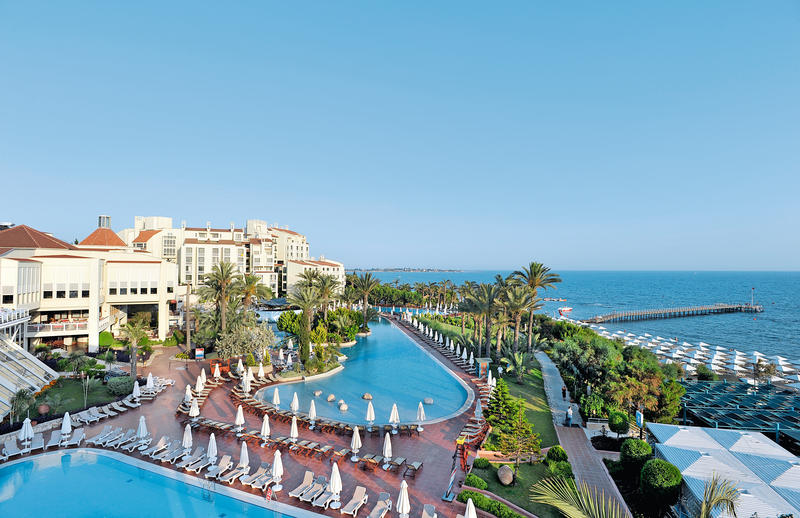 Hotel Sentido Perissia Resort 5* - Side  1