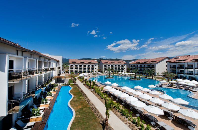 Hotel TUI Sensatori Barut Fethiye 5* - Fethiye 4