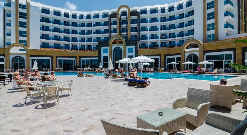 Hotel Lumos Deluxe Resort Hotel 5* - Alanya 4