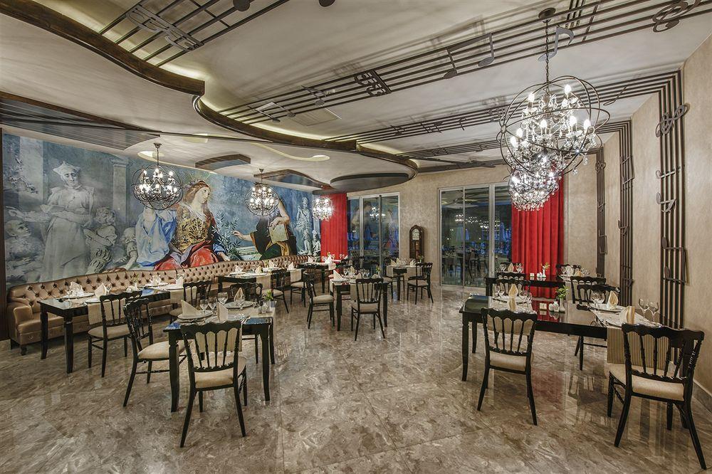 Hotel Delphin Botanik Platinium 5* - Alanya 15