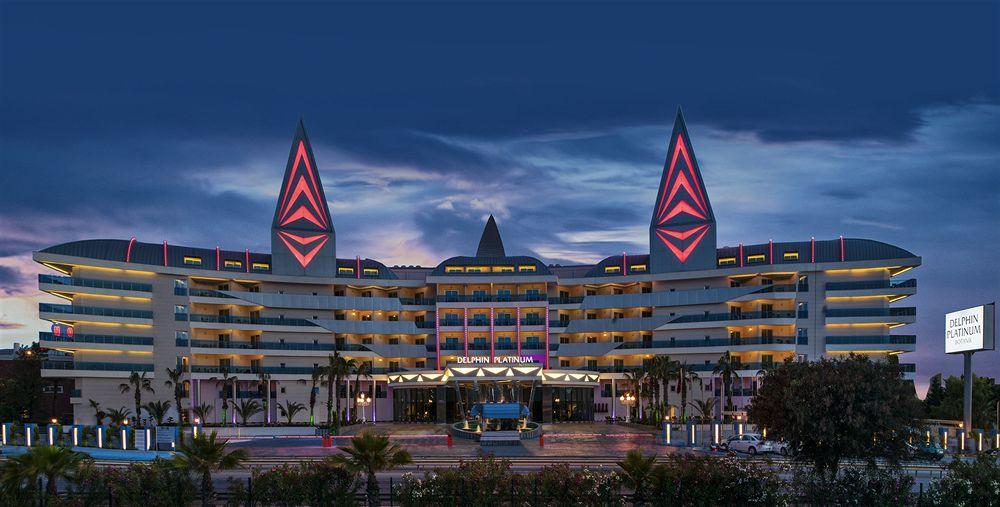 Hotel Delphin Botanik Platinium 5* - Alanya 8
